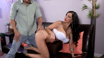 Amy Anderssen in 'Fantasy Boob Star'
