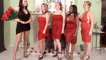 April McKenzie in 'Five Coeds Pledging A Sorority Turn A House Into a Hump Hideout'