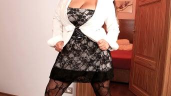 Arianna Sinn in 'Angel Of Sinn'