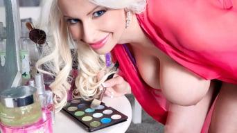 Holly Brooks in 'A Living Doll'
