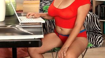 Kaytee Carter in 'Student Body'