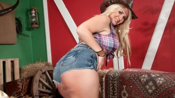 Rockell in 'Ride 'em, Cowgirl!'