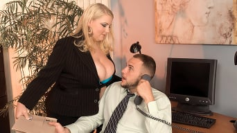 Scarlett Rouge in 'Fuck The Interview'
