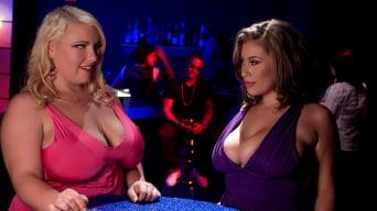 Scarlett Rouge in 'Three-way Sex in the Titties'