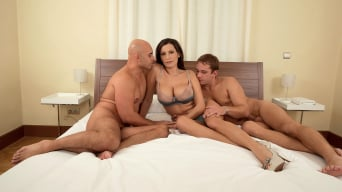 Sensual Jane in 'Triple Play'