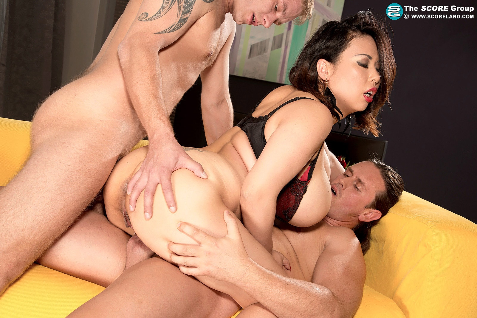 Score 'Double Penetration' starring Tigerr Benson (Photo 14)